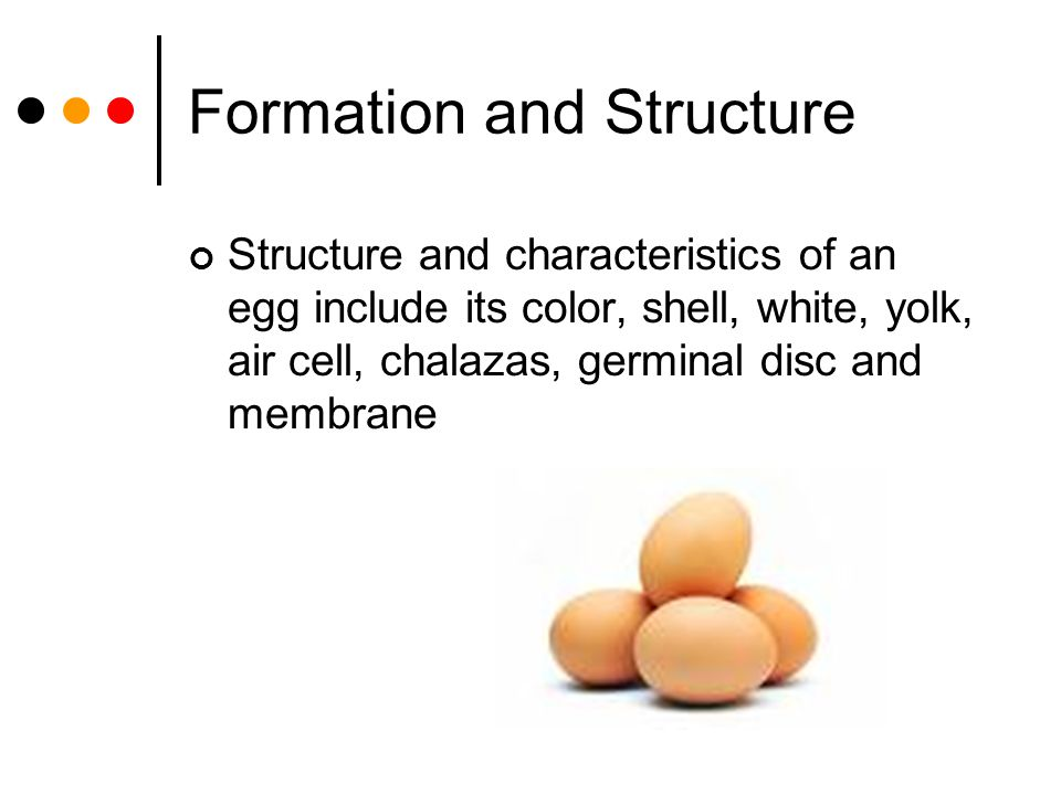 Formation and Structure