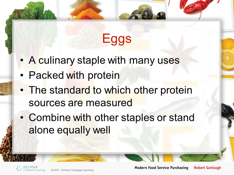 Eggs A culinary staple with many uses Packed with protein