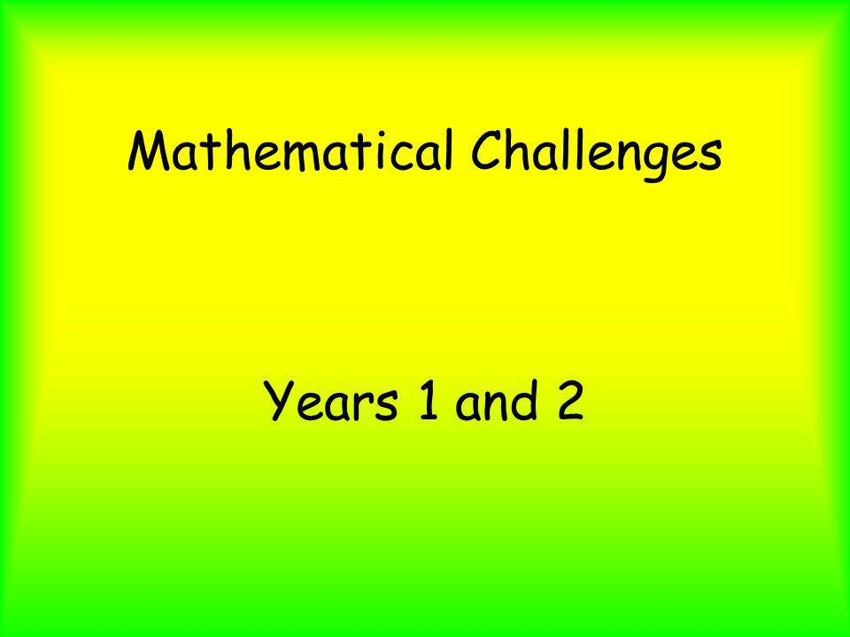 Mathematical Challenges