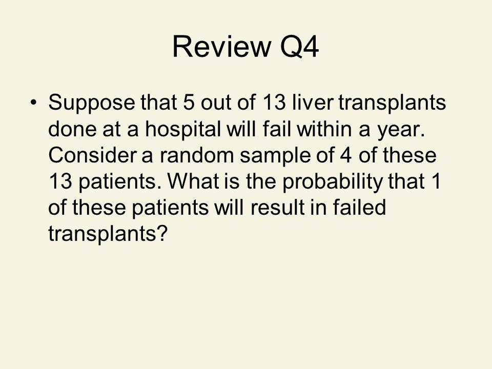 Review Q4