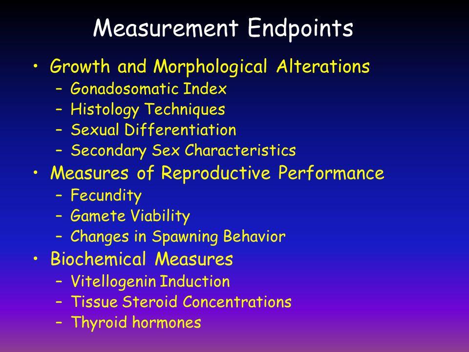 Measurement Endpoints