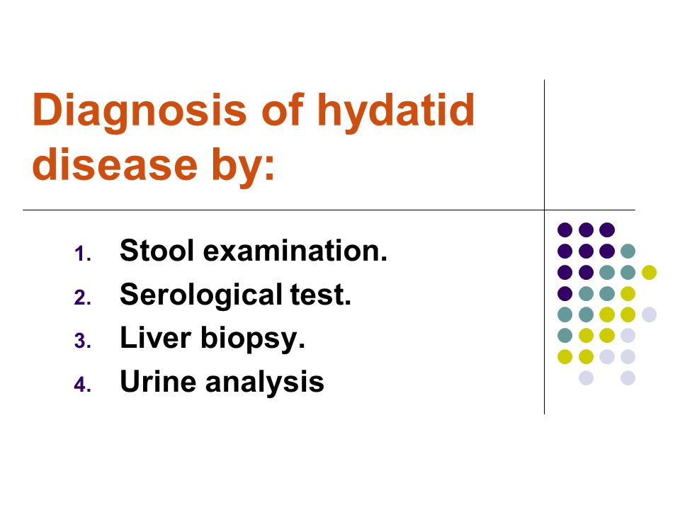 Diagnosis of hydatid disease by: