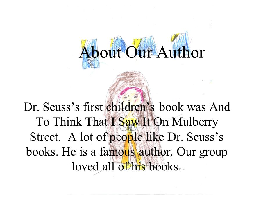 About Our Author