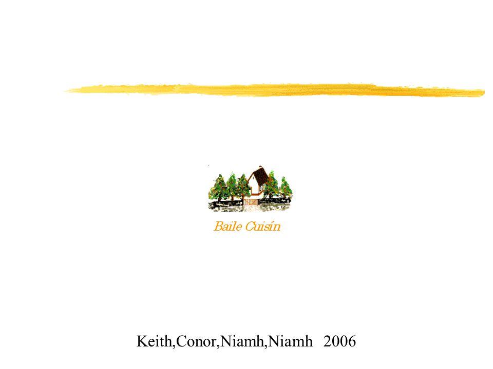 Keith,Conor,Niamh,Niamh 2006