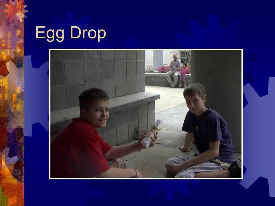 Final, sorry, Naked egg drop contest