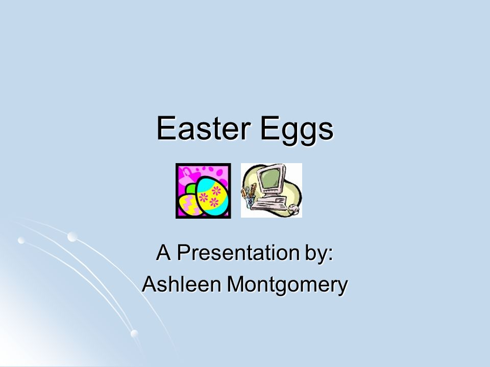 A Presentation by: Ashleen Montgomery