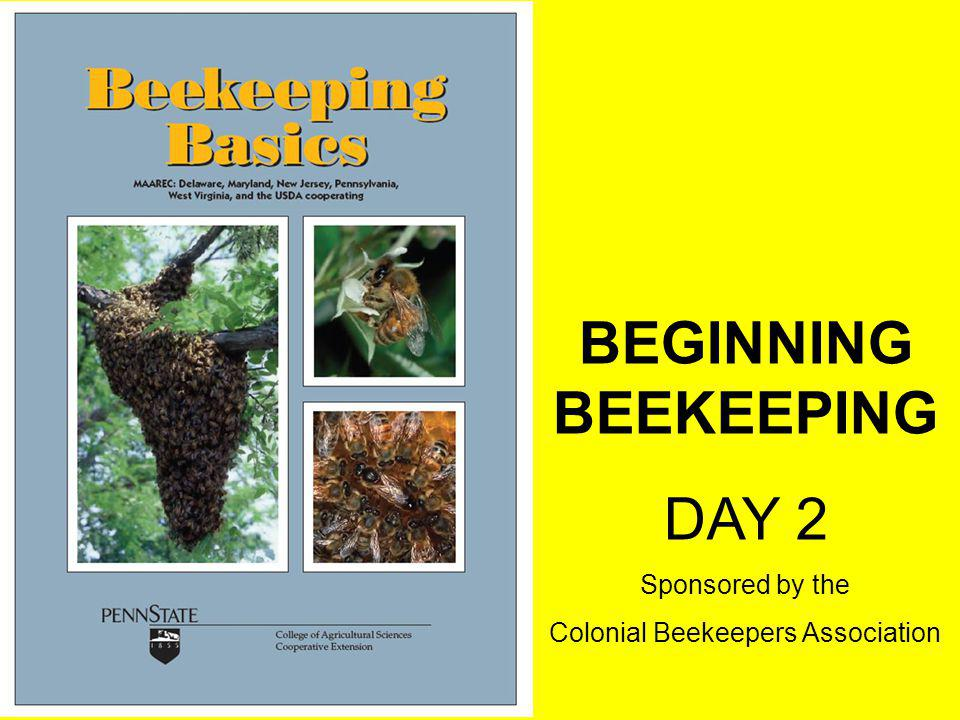 Colonial Beekeepers Association