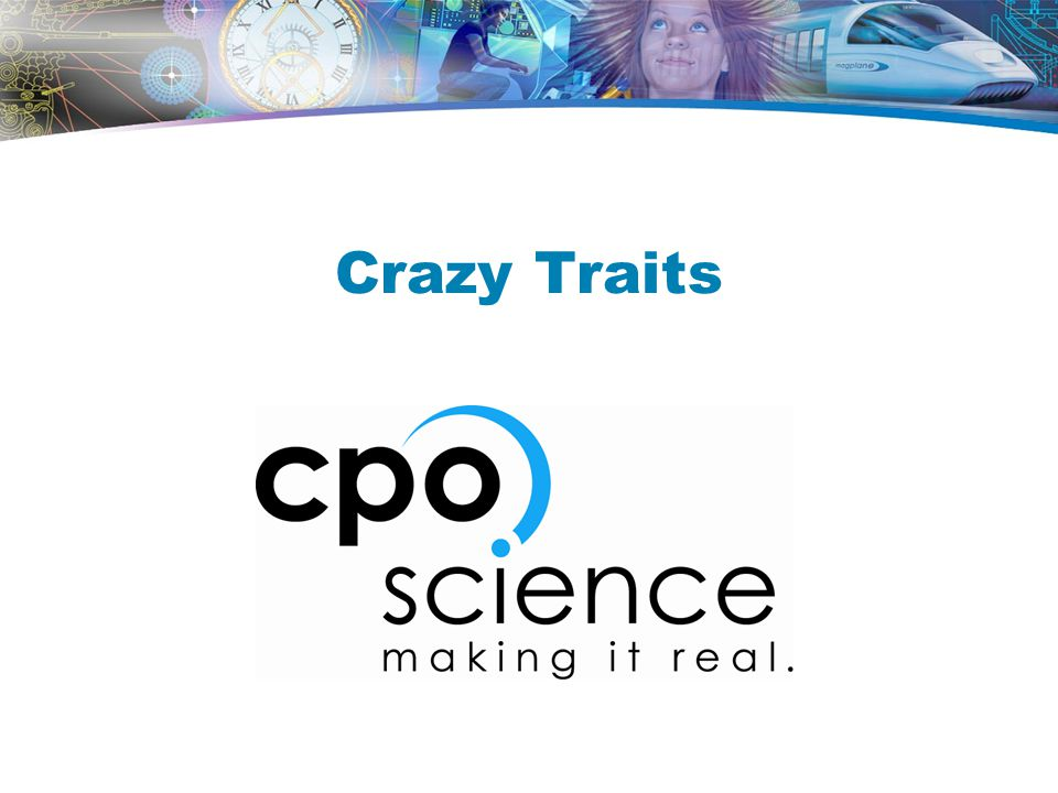 Crazy Traits