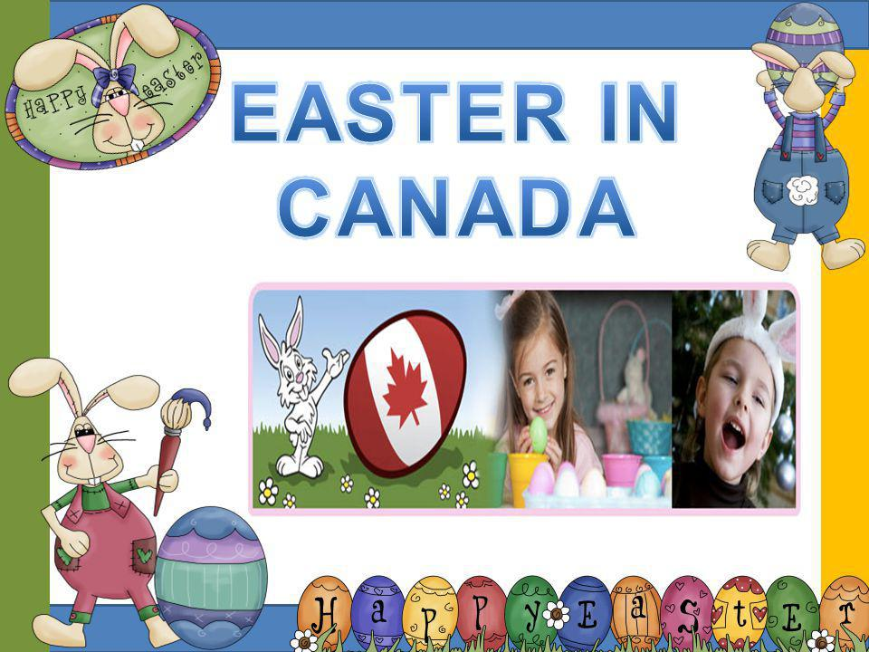 EASTER IN CANADA