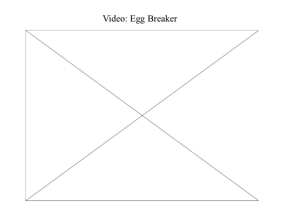 Video: Egg Breaker