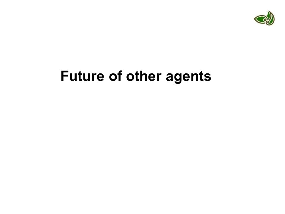 Future of other agents