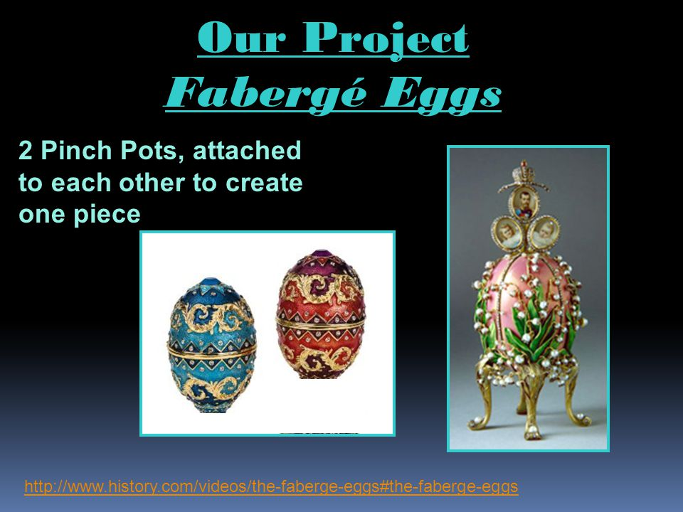 Our Project Fabergé Eggs