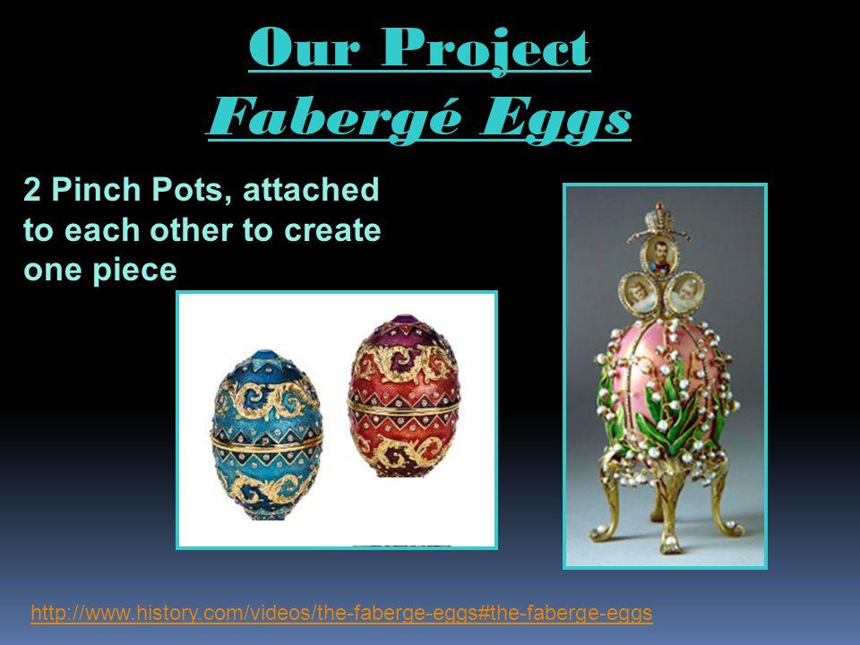 Our Project Fabergé Eggs