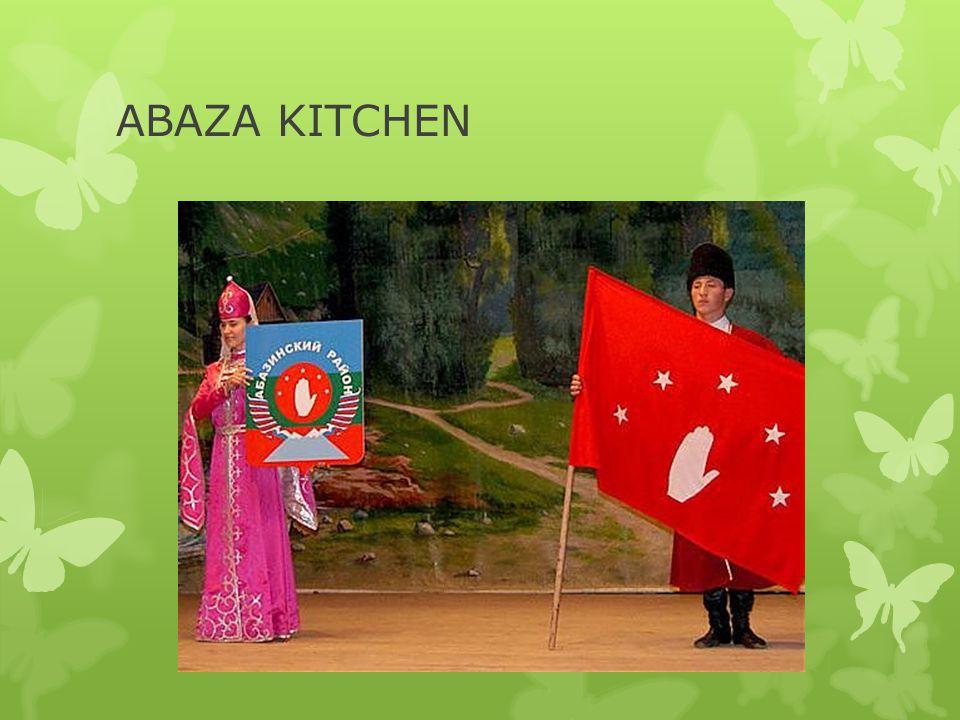 ABAZA KITCHEN