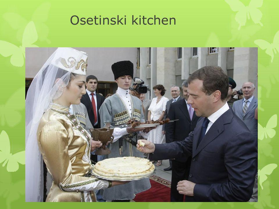 Osetinski kitchen