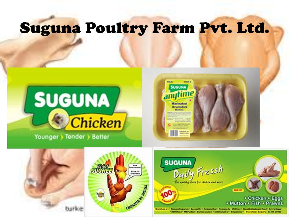 Suguna Poultry Farm Pvt. Ltd.
