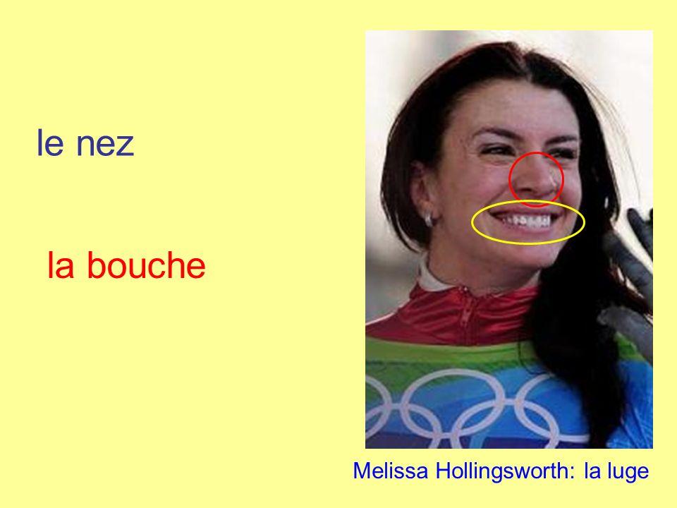 Melissa Hollingsworth: la luge