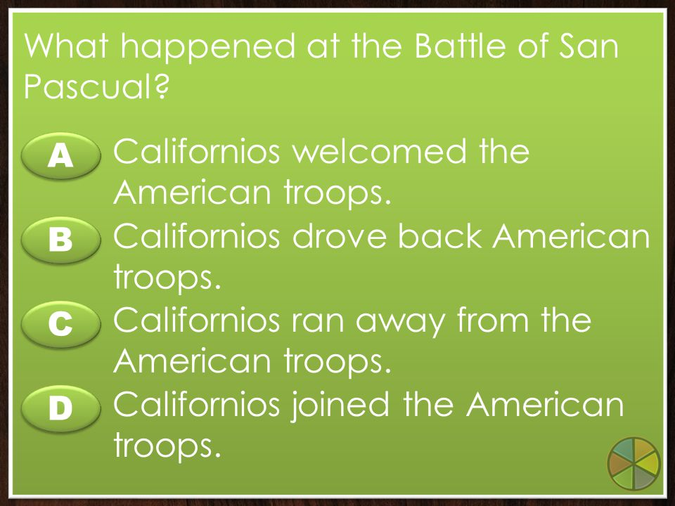 What happened at the Battle of San Pascual