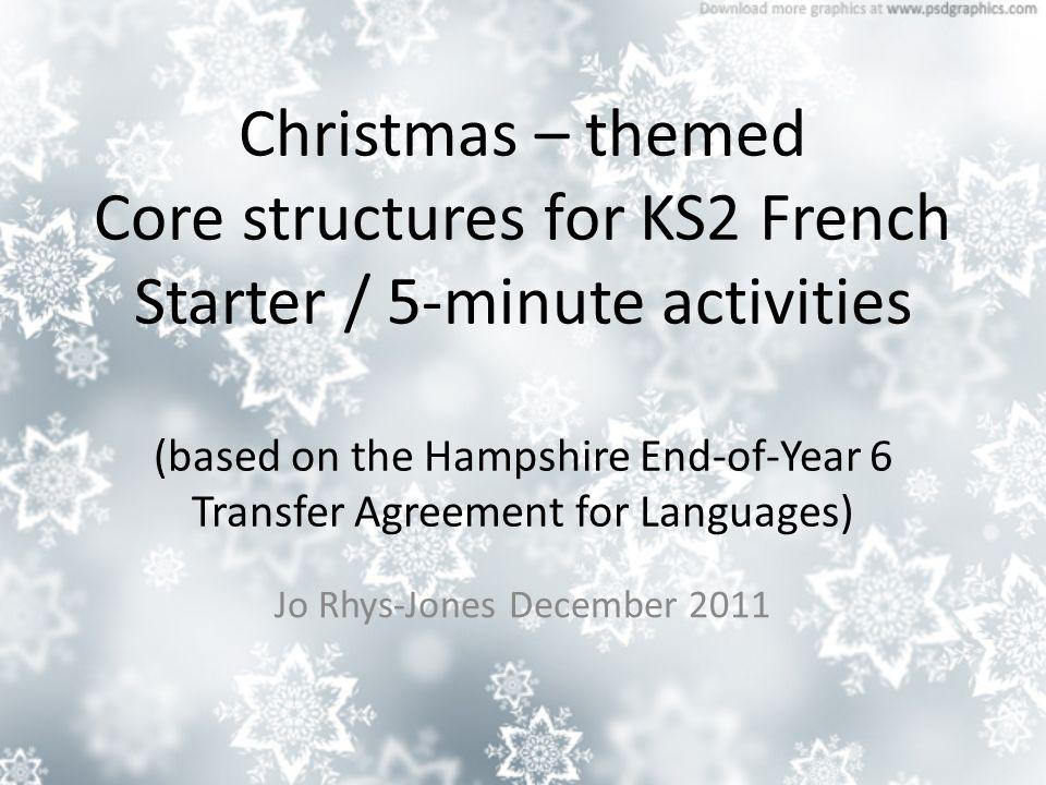 Jo Rhys-Jones December 2011