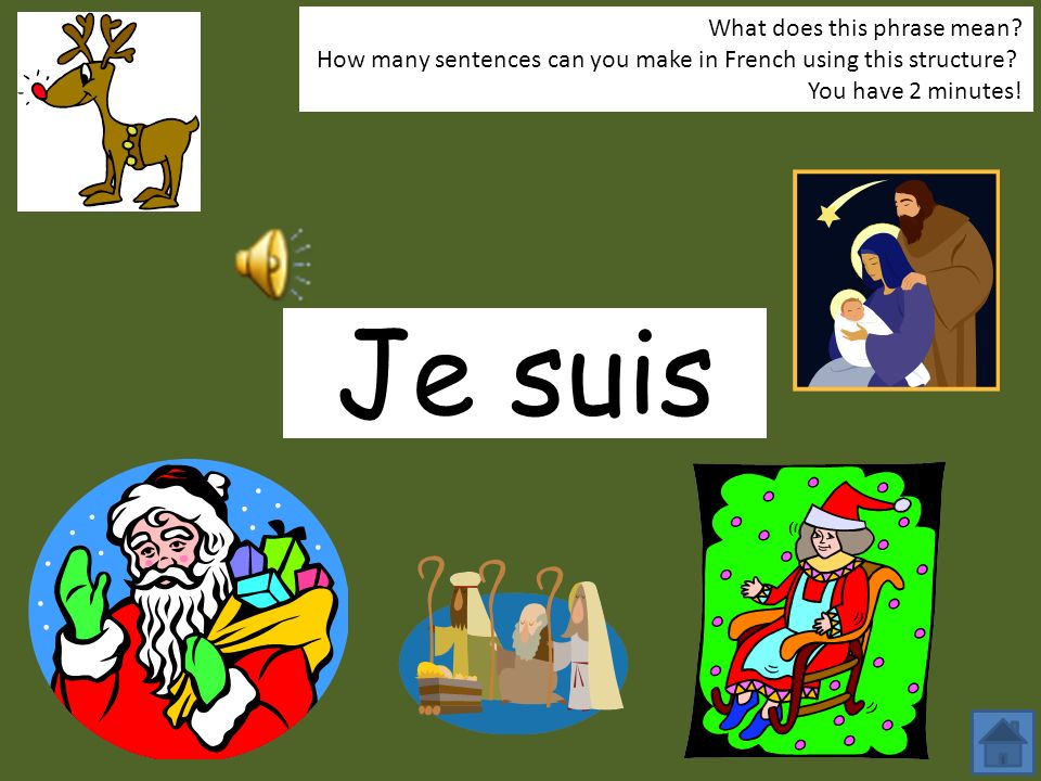 Je suis What does this phrase mean