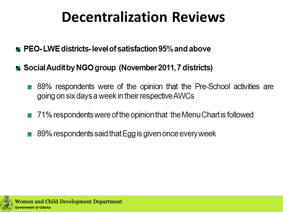 Decentralization Reviews
