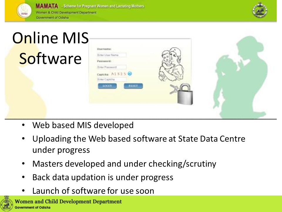 Online MIS Software Web based MIS developed