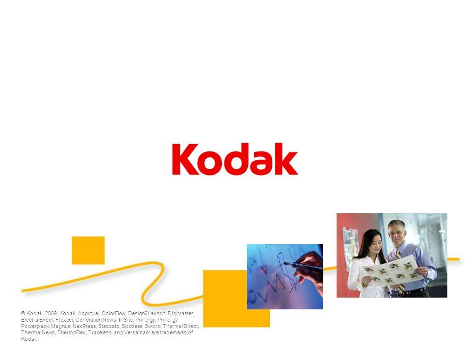© Kodak, 2009.