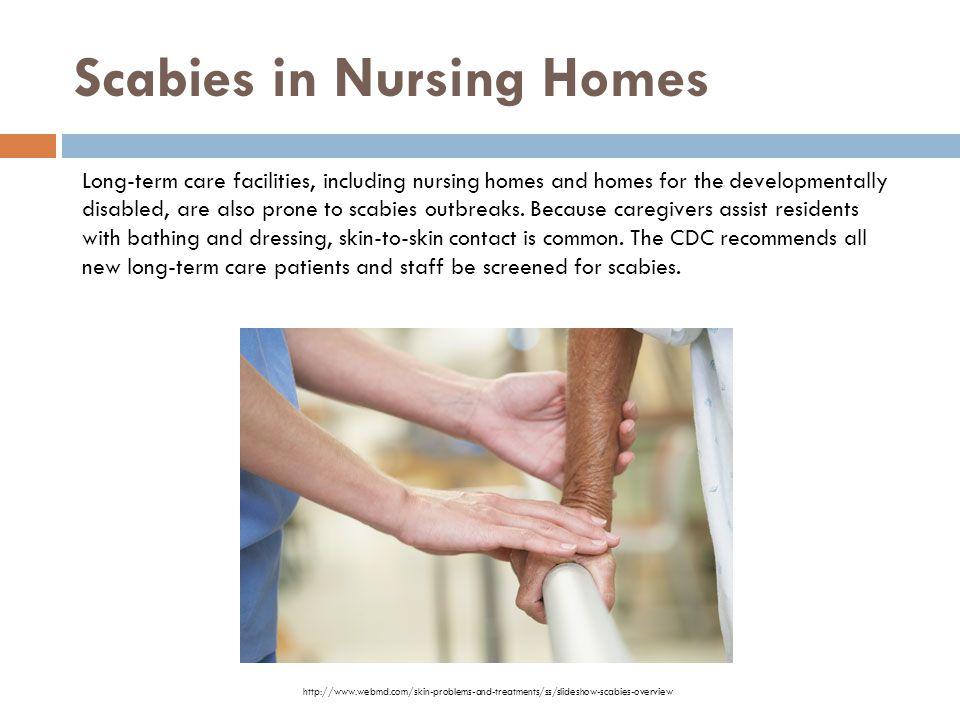 Scabies in Nursing Homes