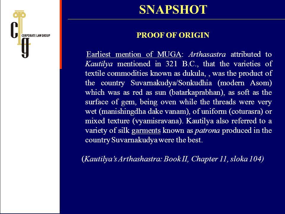 (Kautilya's Arthashastra: Book II, Chapter 11, sloka 104)