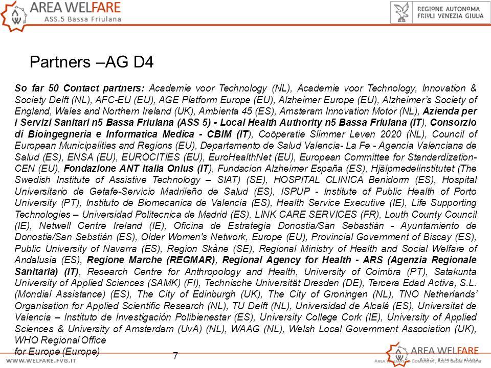 Partners –AG D4