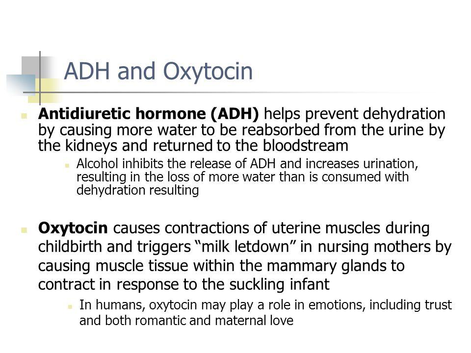 ADH and Oxytocin