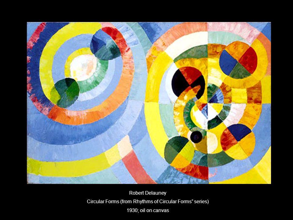 Circular Forms (from Rhythms of Circular Forms series)