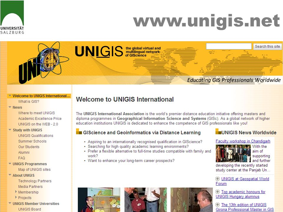 www.unigis.net