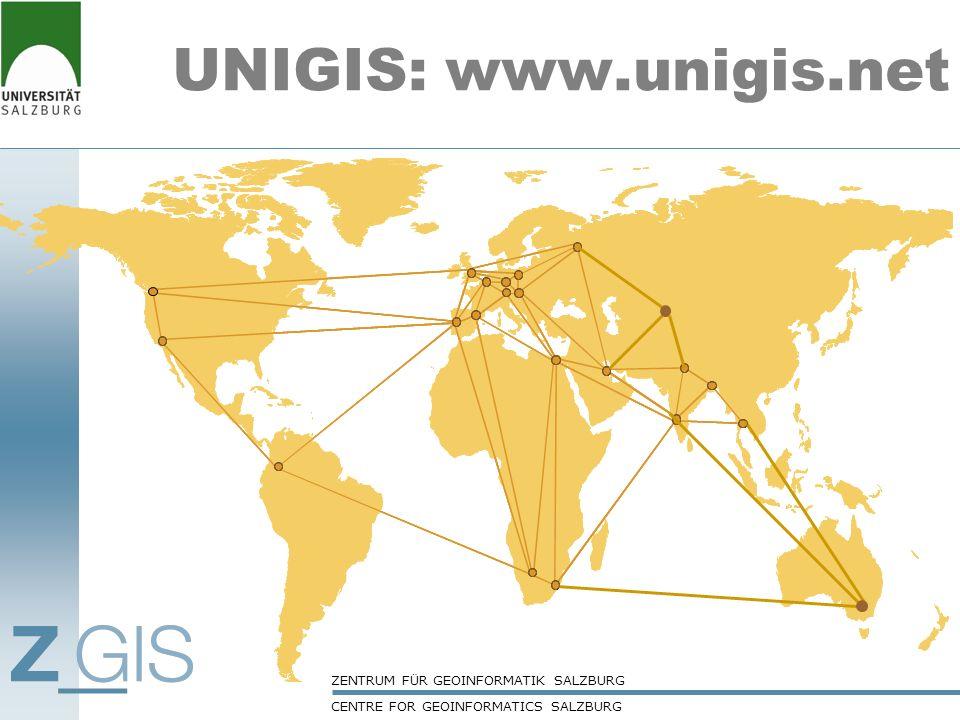 UNIGIS: www.unigis.net