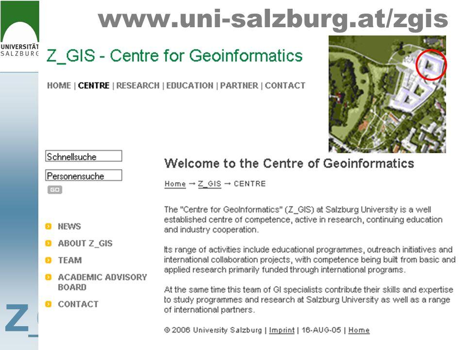 www.uni-salzburg.at/zgis
