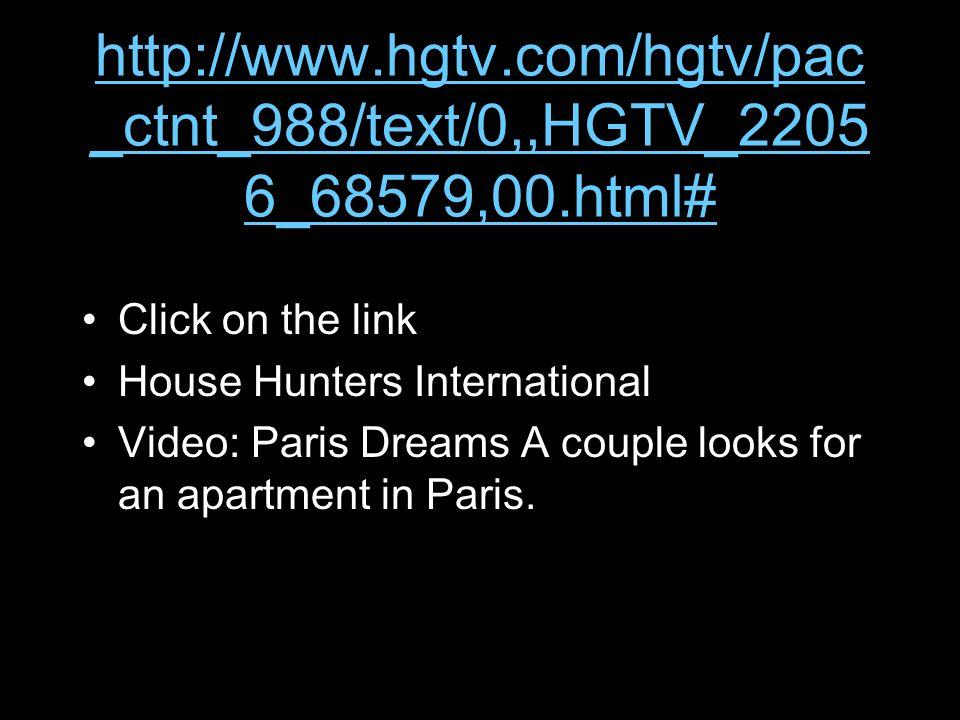 http://www. hgtv. com/hgtv/pac_ctnt_988/text/0,,HGTV_22056_68579,00