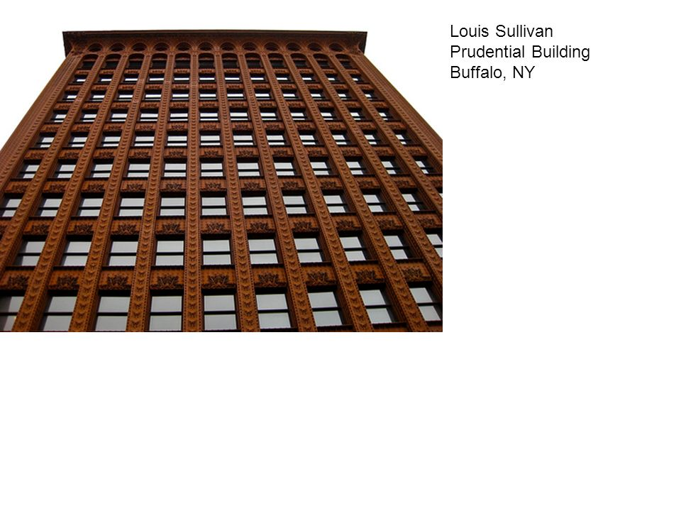Frederick law olmstead ppt download for Craft stores buffalo ny
