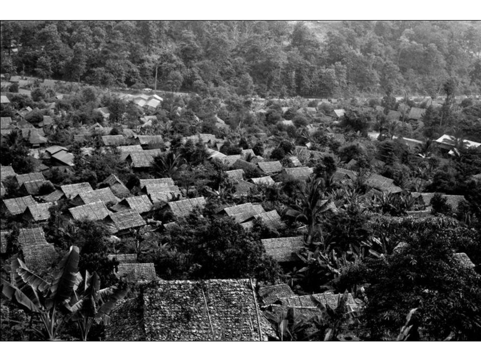 1991, Thai-Burmese border, Tak Province Thailand