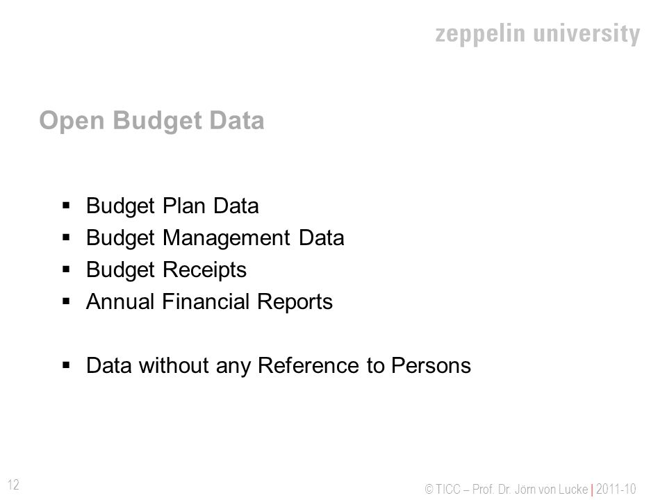 Open Budget Data Budget Plan Data Budget Management Data