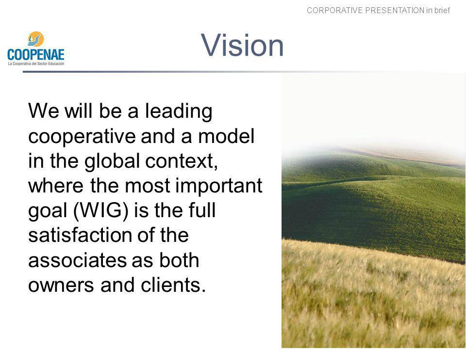 VISIÓN Vision.
