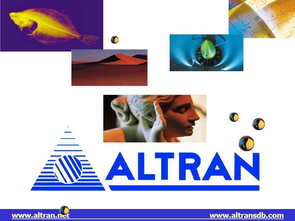 www.altran.net www.altransdb.com
