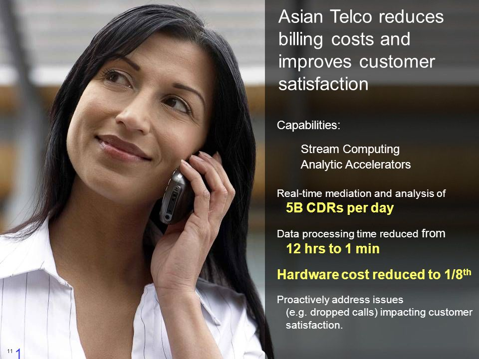 Asian Telco reduces billing costs and improves customer satisfaction