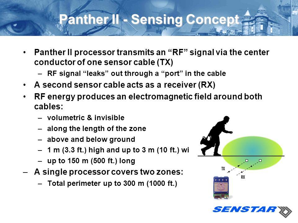 Panther II - Sensing Concept