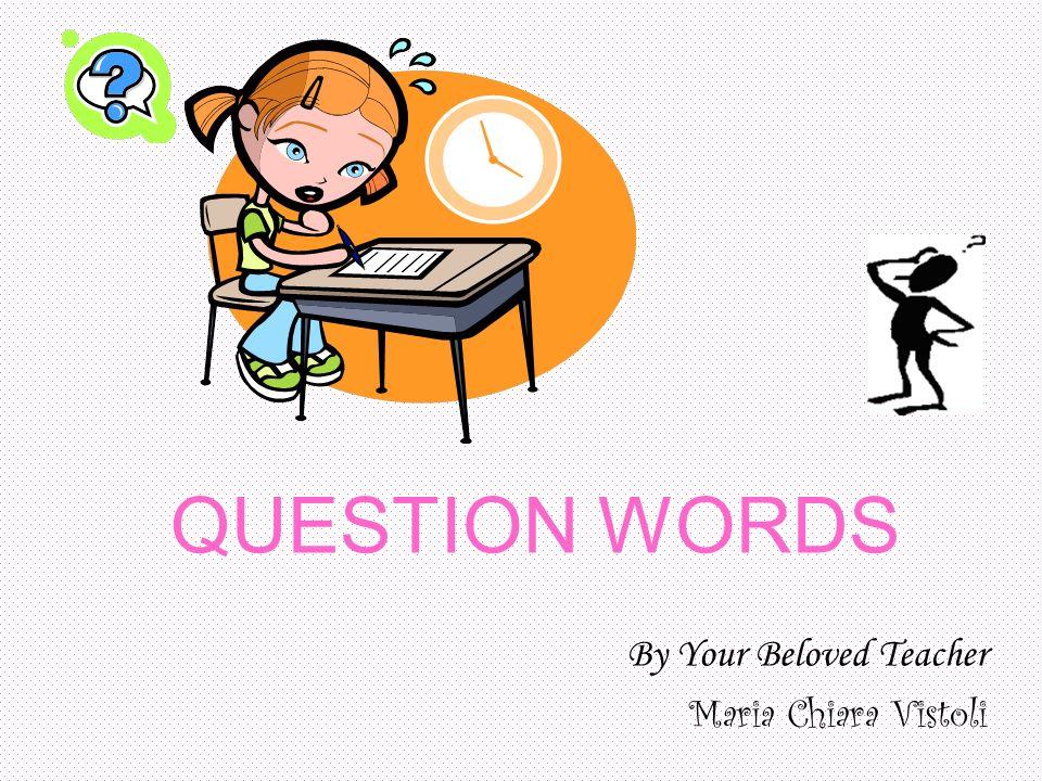 By Your Beloved Teacher Maria Chiara Vistoli