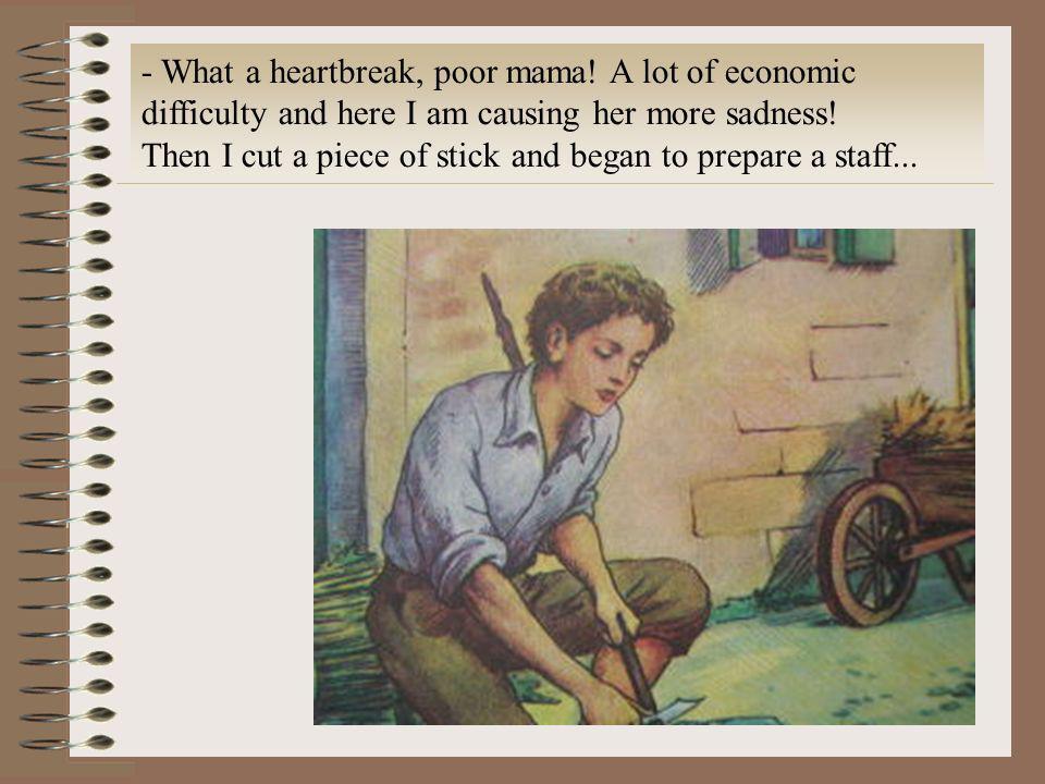 What a heartbreak, poor mama