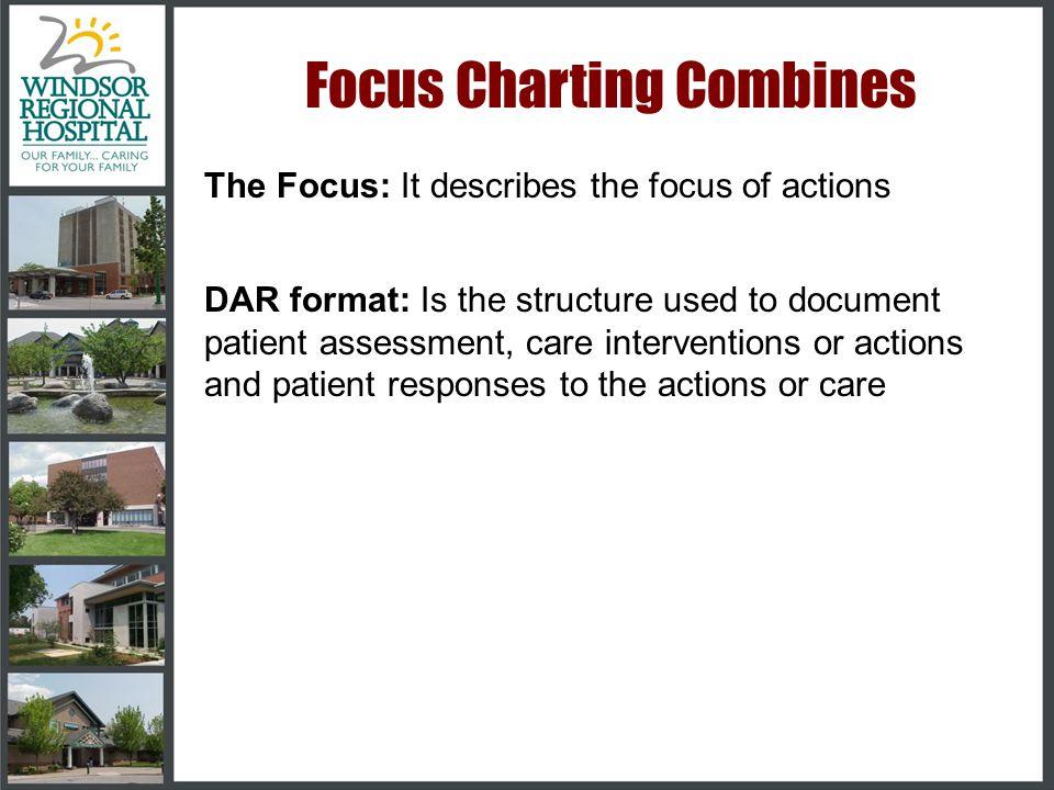 Focus Charting Combines