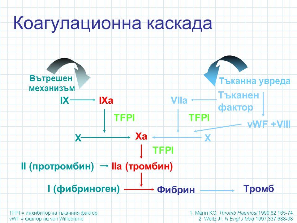Коагулационна каскада