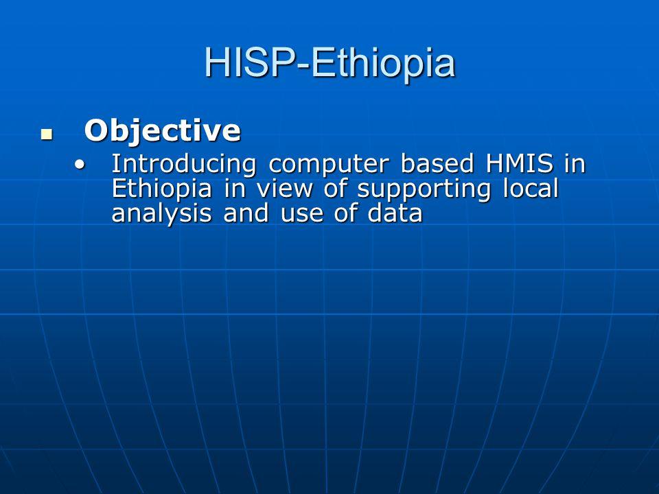 HISP-Ethiopia Objective