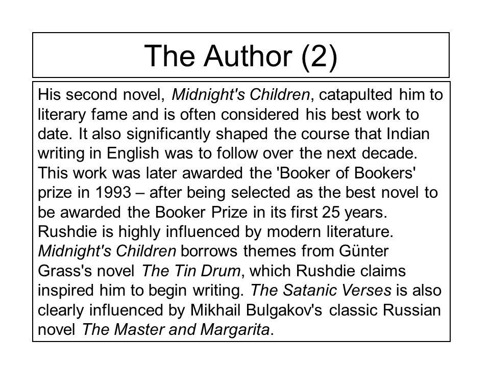 The Author (2)