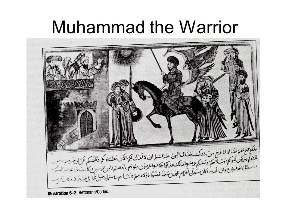 Muhammad the Warrior